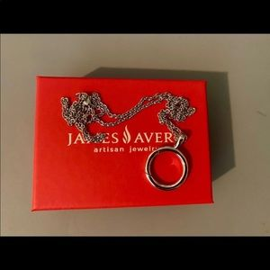 "James Avery Circlet 18"" Necklace"
